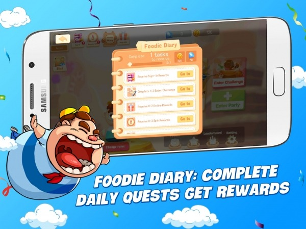 Fatty Fatty Android Game Image 3