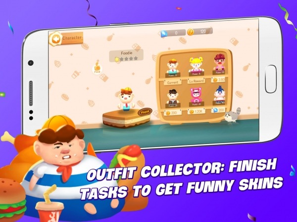 Fatty Fatty Android Game Image 4