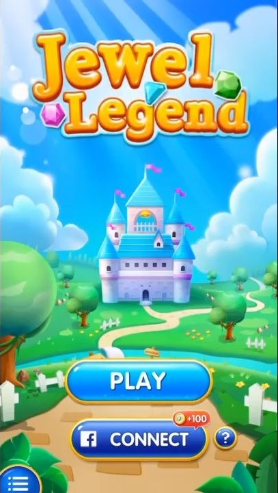 Jewels Legend - Match 3 Puzzle Android Game Image 1
