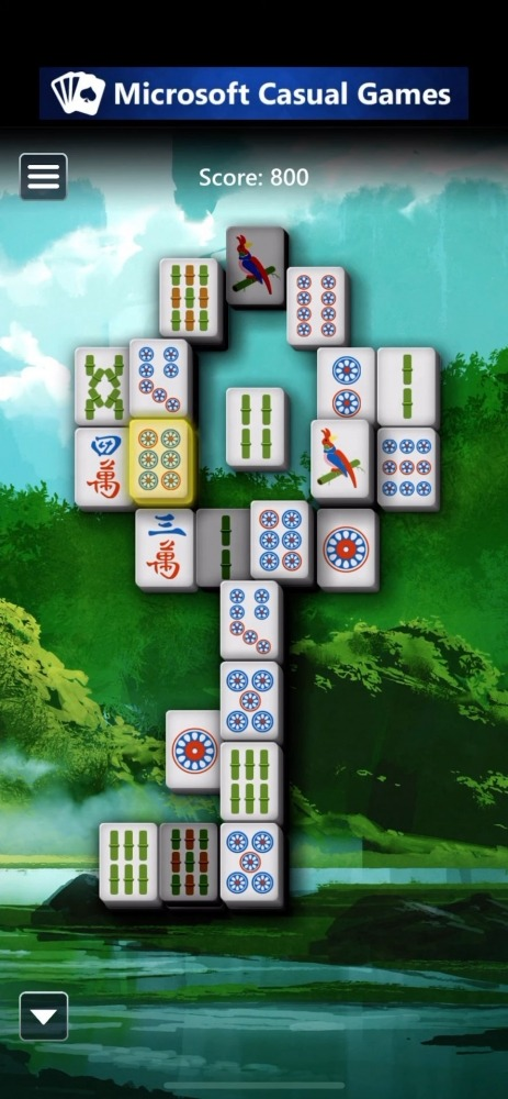 Mahjong By Microsoft Android Game Image 1