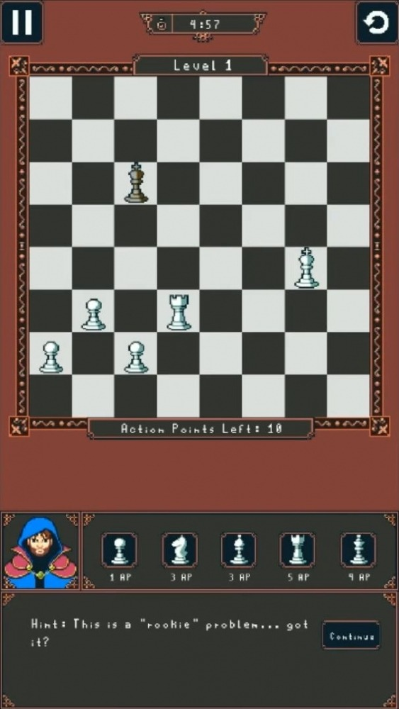 Moveless Chess Android Game Image 2