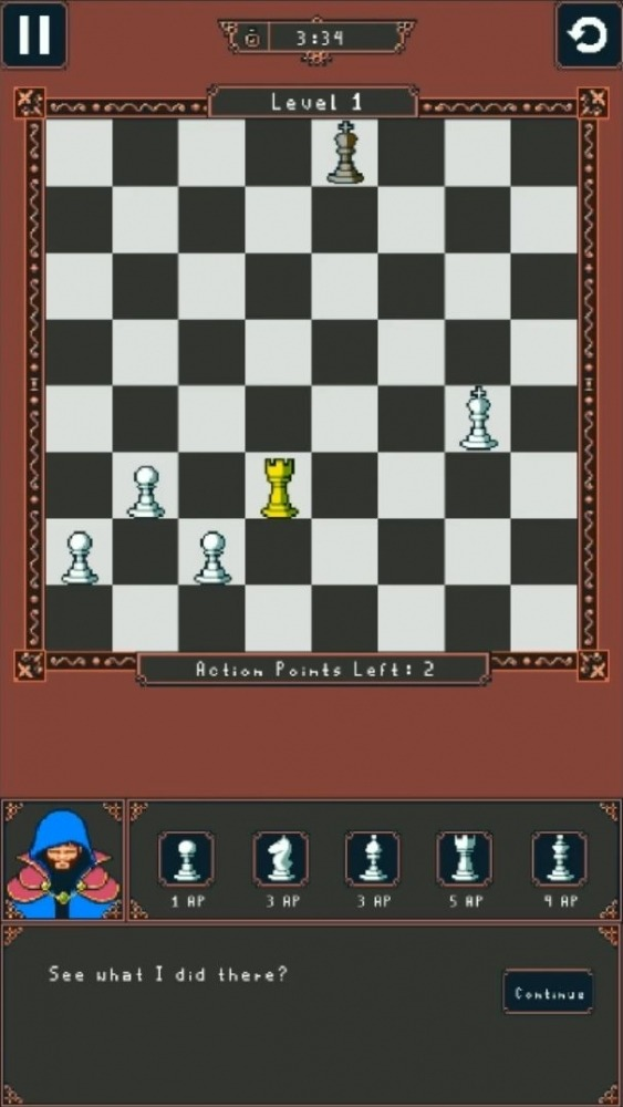 Moveless Chess Android Game Image 3