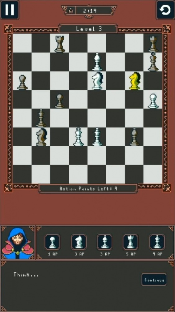 Moveless Chess Android Game Image 4