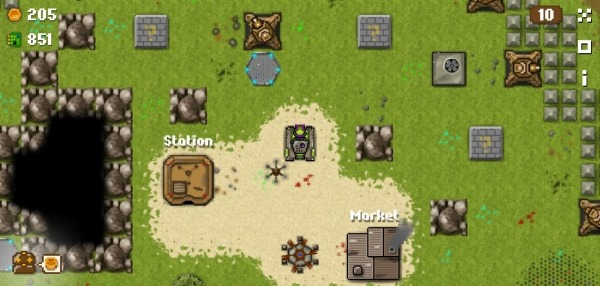 Tank Story: Levels Android Game Image 2