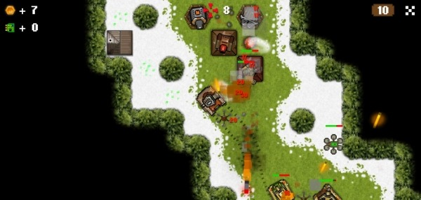 Tank Story: Levels Android Game Image 3