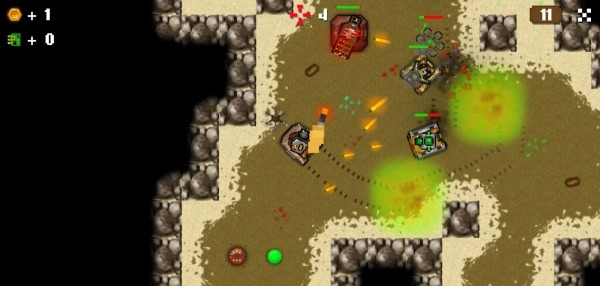 Tank Story: Levels Android Game Image 4