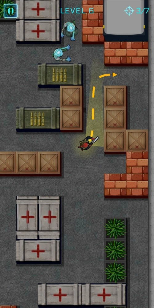 Zombie Hunter: Last Hero Survival Commandos Android Game Image 2