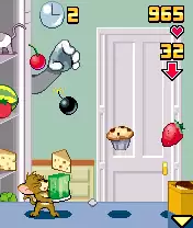Tom And Jerry: Food Fight Java Game Image 4