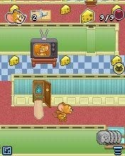 Tom & Jerry: Mouse Maze Java Game Image 2