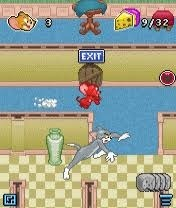 Tom & Jerry: Mouse Maze Java Game Image 3