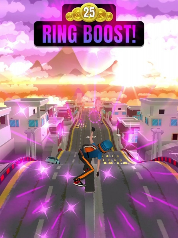 Faily Skater 2 Android Game Image 1