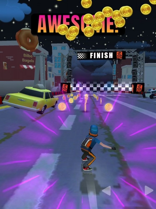 Faily Skater 2 Android Game Image 2