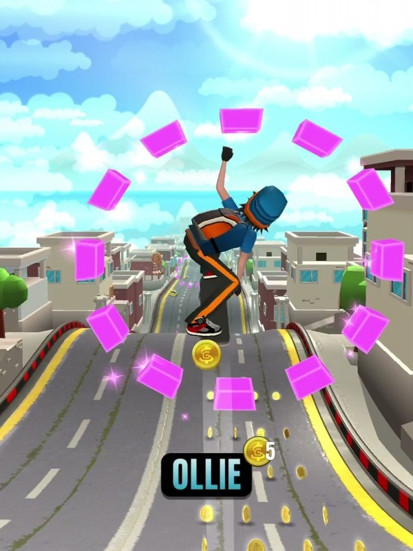 Faily Skater 2 Android Game Image 3