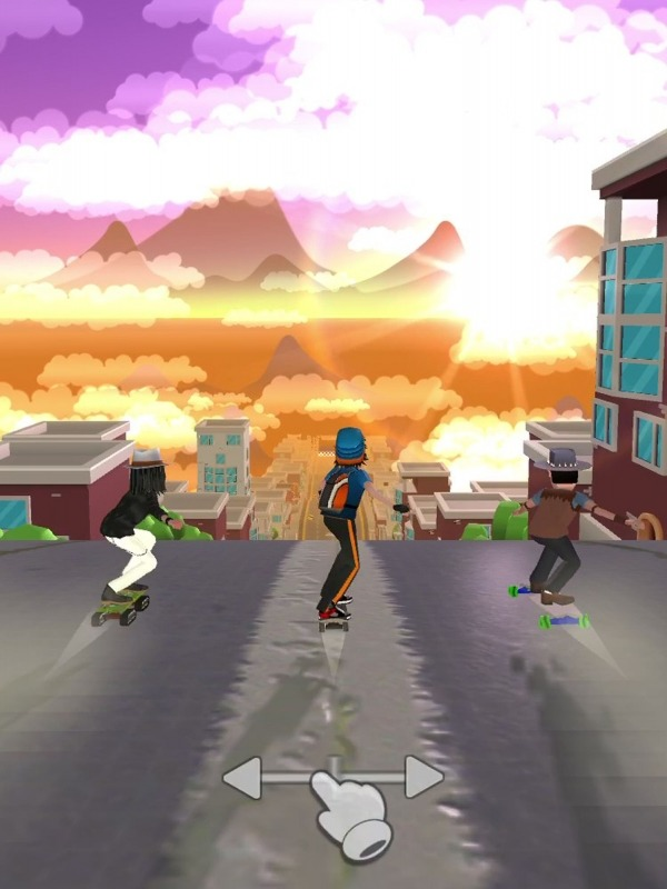 Faily Skater 2 Android Game Image 4
