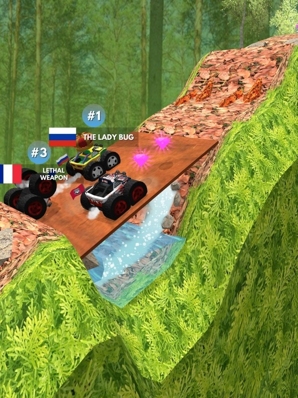 Rock Crawling Android Game Image 1