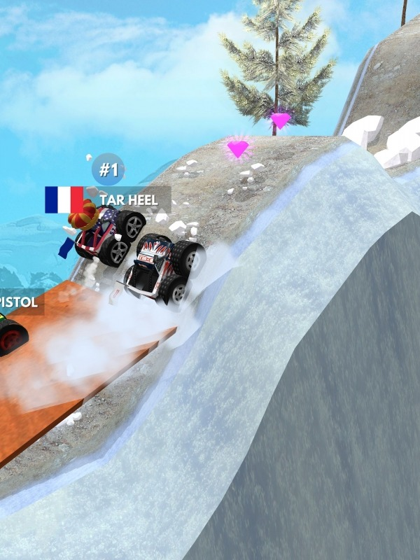 Rock Crawling Android Game Image 2