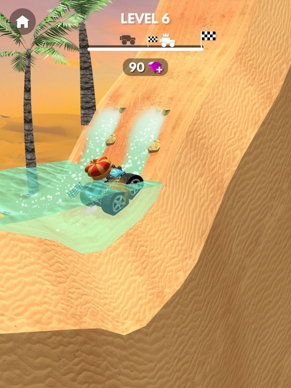 Rock Crawling Android Game Image 3