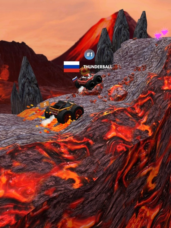 Rock Crawling Android Game Image 4
