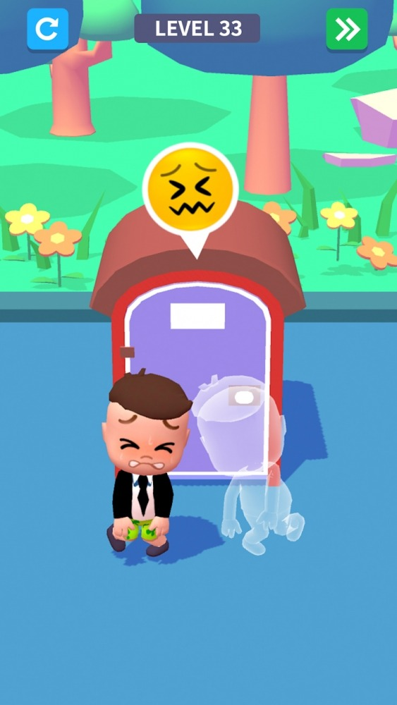 Toilet Games 3D Android Game Image 2