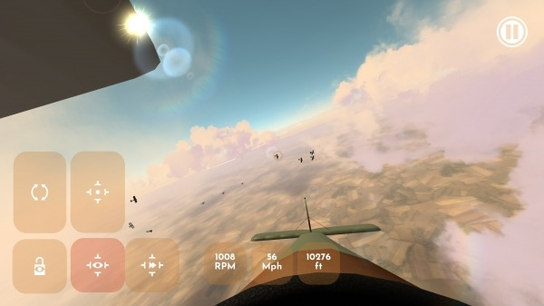 Great War Dogfight Lite Android Game Image 1