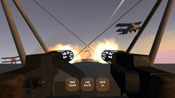 Great War Dogfight Lite Android Game Image 2