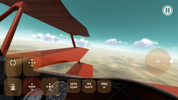 Great War Dogfight Lite Android Game Image 3