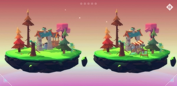 HIDDEN LANDS - Visual Puzzles Android Game Image 2
