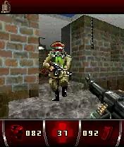 3D Bio-Soldiers Java Game Image 2