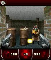 3D Bio-Soldiers Java Game Image 3