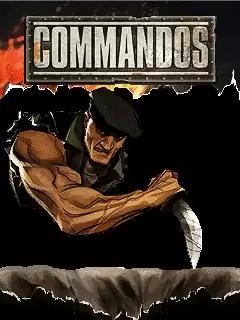 Commandos Java Game Image 1