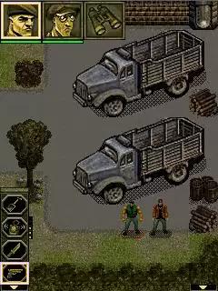 Commandos Java Game Image 2