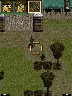Commandos Java Game Image 4