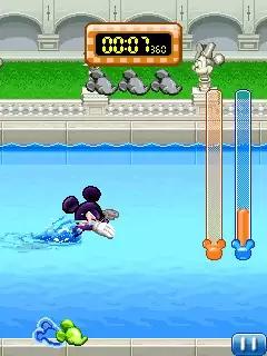 Disney Summer Games Java Game Image 2