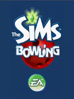 The Sims: Bowling Java Game Image 1