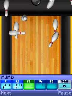 The Sims: Bowling Java Game Image 4