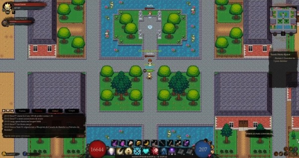 Eternal Quest: Online - MMORPG - MMO - RPG Android Game Image 1