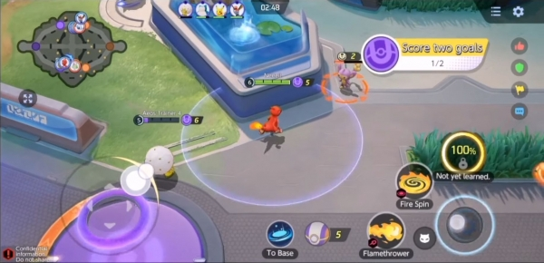 Pokémon UNITE Android Game Image 4