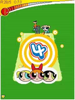 CN Toon Cricket Java Game Image 3