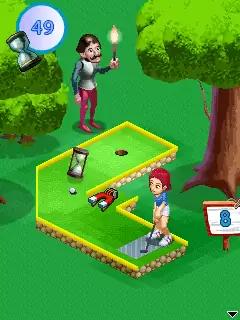 Mini Golf 99 Challenge Java Game Image 4