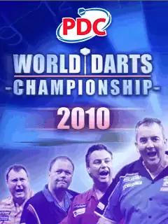 PDC World Darts Championship 2010 Java Game Image 1