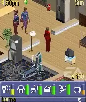 The Sims 2 Java Game Image 2