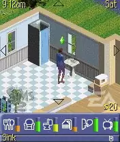 The Sims 2 Java Game Image 3