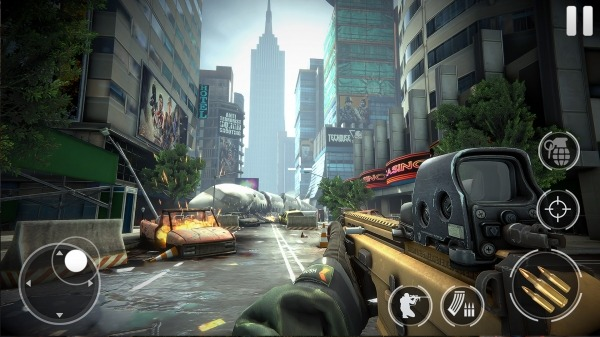 BattleOps Android Game Image 3