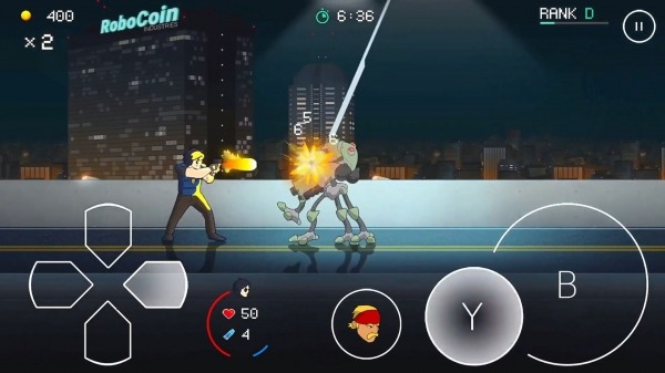 Combat Kings Android Game Image 2
