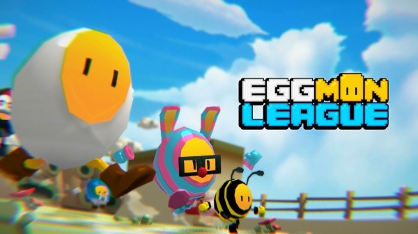 Eggmon League Android Game Image 1
