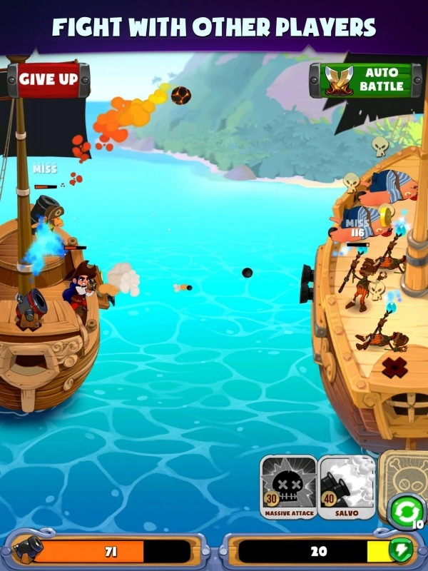 Pirate's Destiny Android Game Image 1