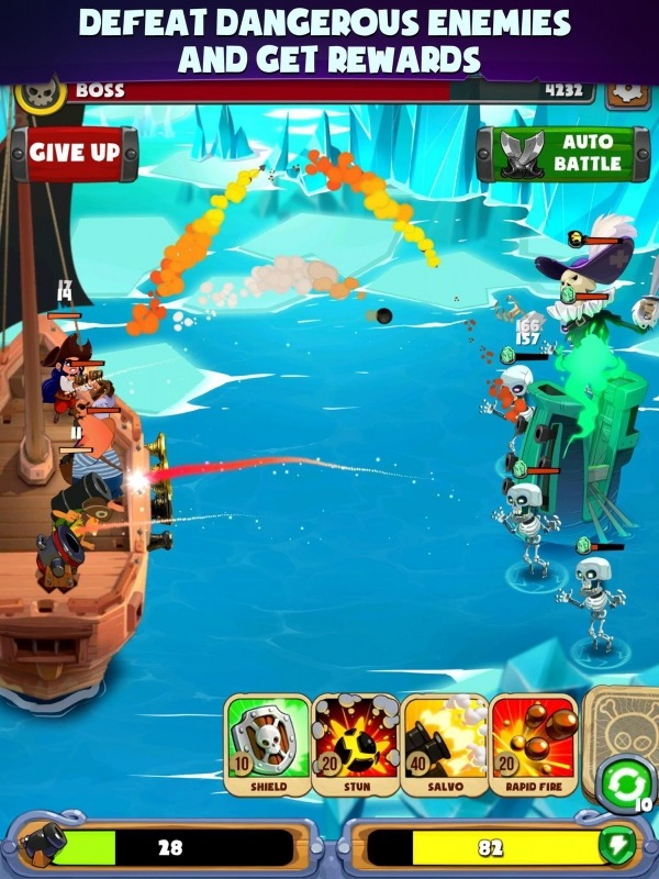 Pirate's Destiny Android Game Image 4