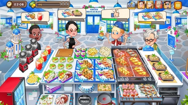 Cooking Adventure Android Game Image 2