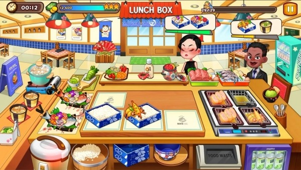 Cooking Adventure Android Game Image 3