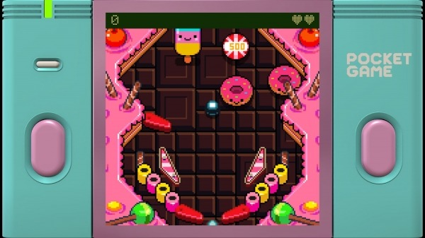 Infinity Pinball Android Game Image 3